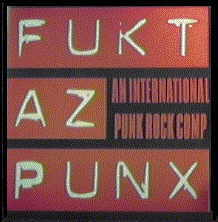 Fukt Az Punx - front