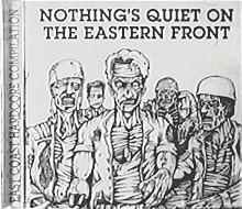 Nothing's Quiet CD- front