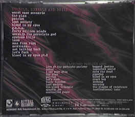 SSN - Japanese version - back